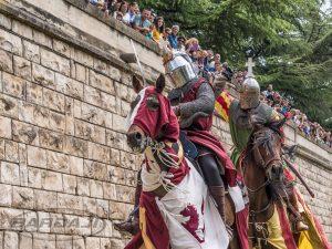 Torneos medievales siglo XIII
