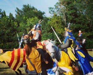 Justas medievales