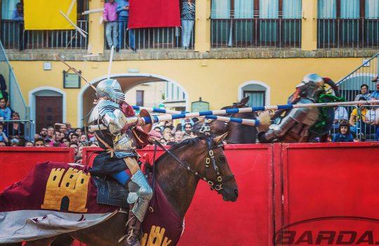 Torneos del Renacimiento y el Siglo de Oro